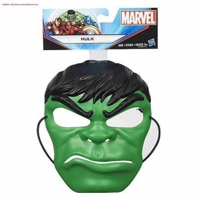 Mặt nạ Marvel Hulk