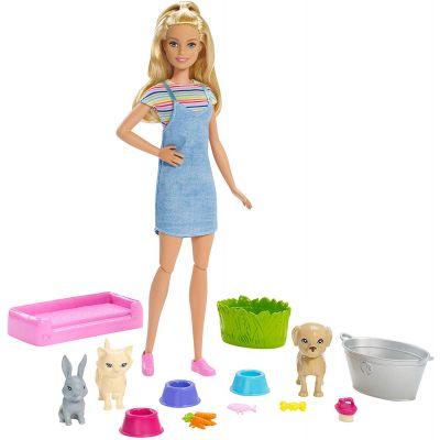 Barbie cùng thú cưng tinh nghịch