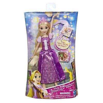 Công chúa Rapunzel biết hát