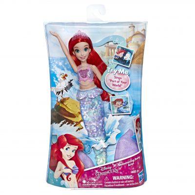 Công chúa Ariel biết hát