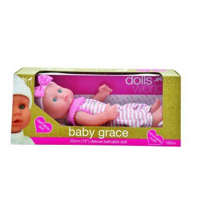 Tắm cùng bé Grace