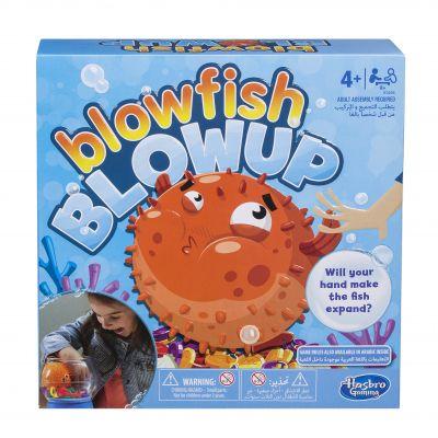 Trò chơi Blowfish Blowup