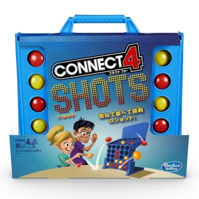 Trò chơi carô ném vào ô Connect 4 Shots