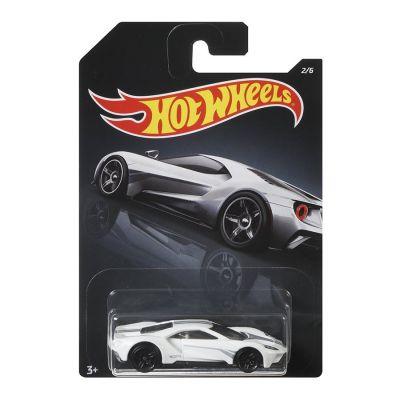 Siêu xe Hot Wheels thể thao EXOTICS 17 FORD GT