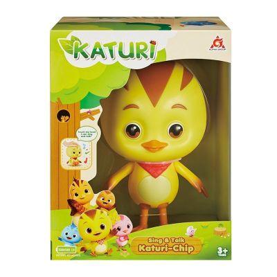 Katuri biết hát - Chip Đáng Yêu