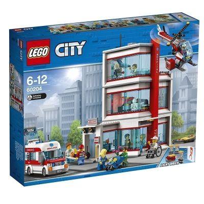 Bệnh Viện Thành Phố LEGO®