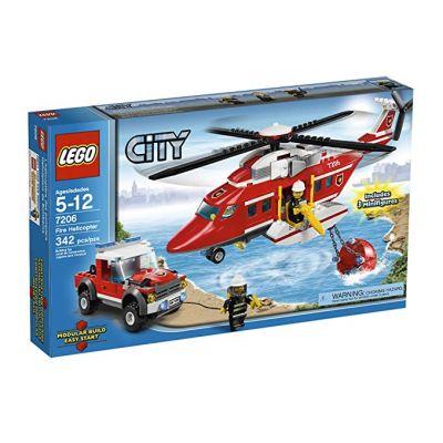 Mô hình lắp ráp Fire Helicopter