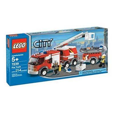Mô hình lắp ráp Fire Truck