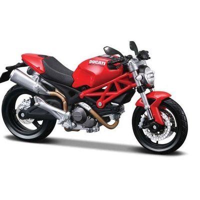 Đồ chơi lắp ráp xe 1:12 Ducati Monster 696