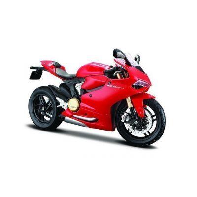 Đồ chơi lắp ráp xe tỉ lệ 1:12 Ducati 1199 Panigale