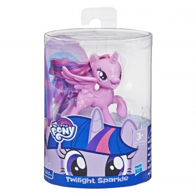 Mane Pony bé nhỏ Twilight Sparkle