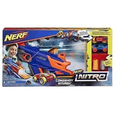 NERF NITRO-Bệ Phóng Vượt Địa Hình