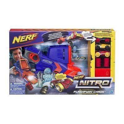 NERF NITRO-Bệ Phóng Lốc Xoáy