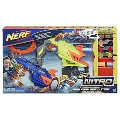 NERF NITRO - BỘ ĐÔI SONG ĐẤU