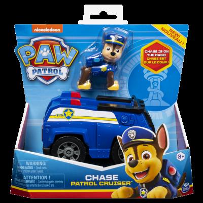 Xe ô tô cứu hộ con thú Paw Patrol