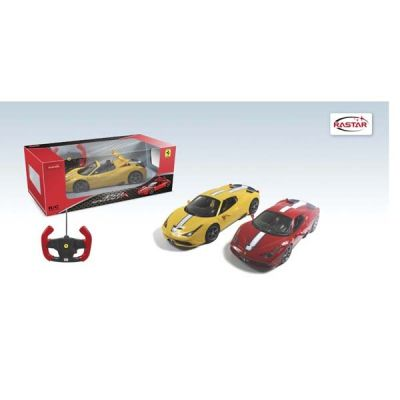 Xe Ferrari 458 Speciale A mui trần mở nắp bằng điều khiển