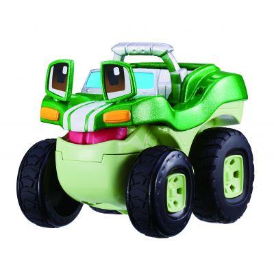 Xe chạy tự động - Ếch Crash