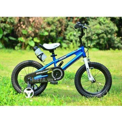 """Xe đạp trẻ em Freestyle 16"""" Xanh da trời"""