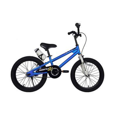 Xe đạp Freestyle 18 Màu Xanh