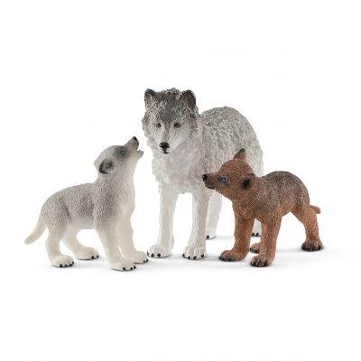 Mẹ con chó sói