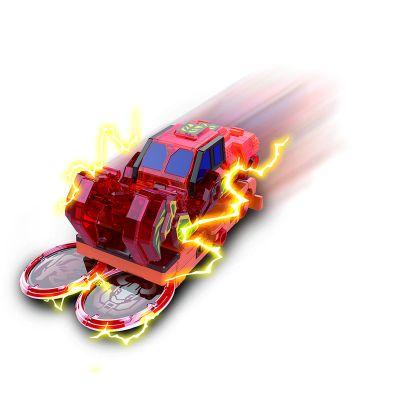 Đồ chơi xe biến hình Bò húc cuồng hỏa