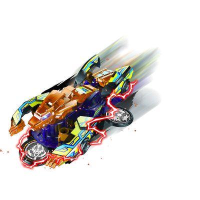 Đồ chơi xe biến hình Bạo chúa Rồng săn