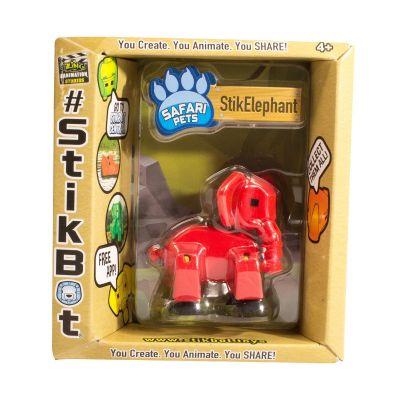 Stikbot safari-voi con-đỏ