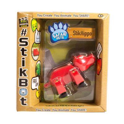 Stikbot safari-hà mã-đỏ