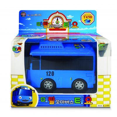 Xe buýt bánh đà mini - Tayo