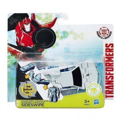 Robot Sidewipe ninja 2 RID phiên bản biến đổi siêu tốc