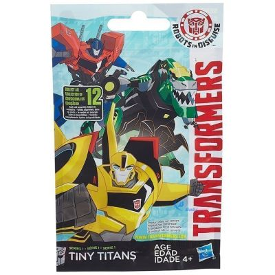 Robot Transformers RID phiên bản tí hon