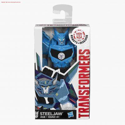 Robot Steeljaw RID phiên bản chiến thần