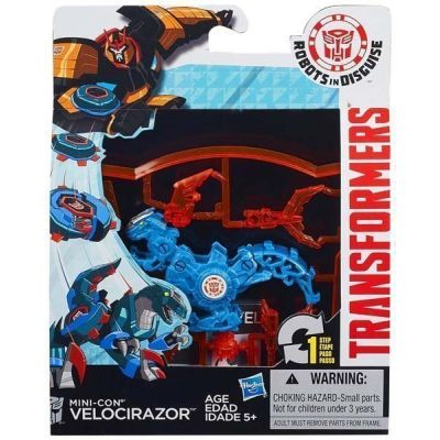 Robot vũ khí MINICON VELOCIRAZOR