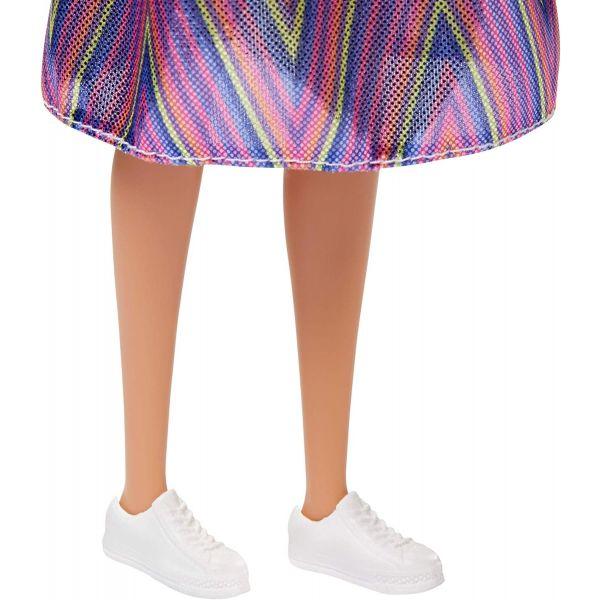 Búp bê thời trang Fashionista BARBIE-Cầu vồng rực rỡ