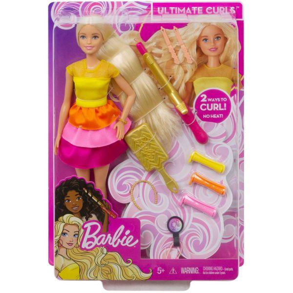 Búp bê Barbie - Tạo mẫu tóc sành điệu