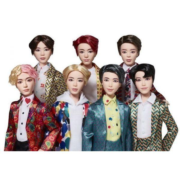 Búp bê thần tượng BTS -J-hope