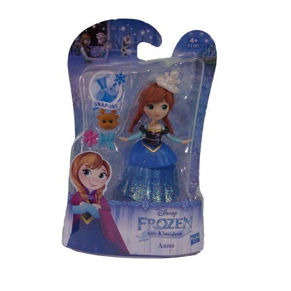 Búp bê công chúa Anna mini lấp lánh