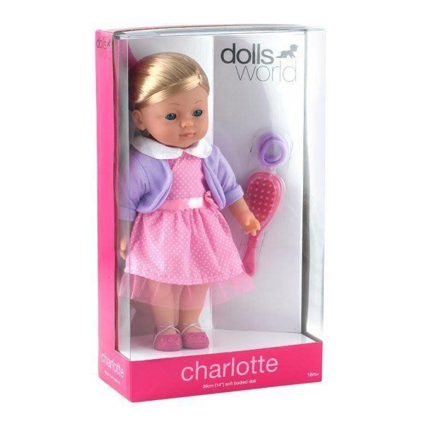 Em bé Charlotte