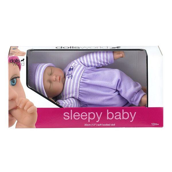 Bé yêu ngủ ngoan 30cm