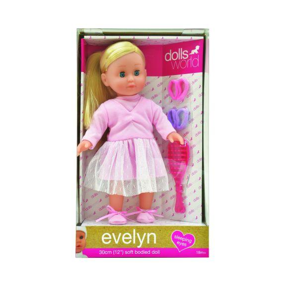 Em bé Evelyn
