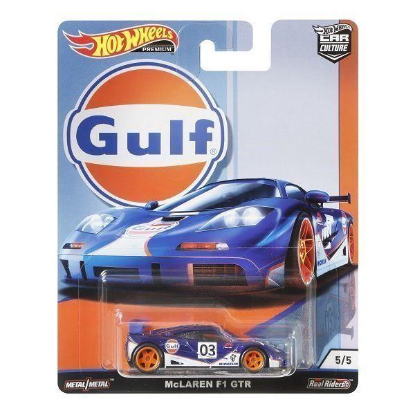 Siêu xe Hot Wheels sang trọng MCLAREN F1 GTR