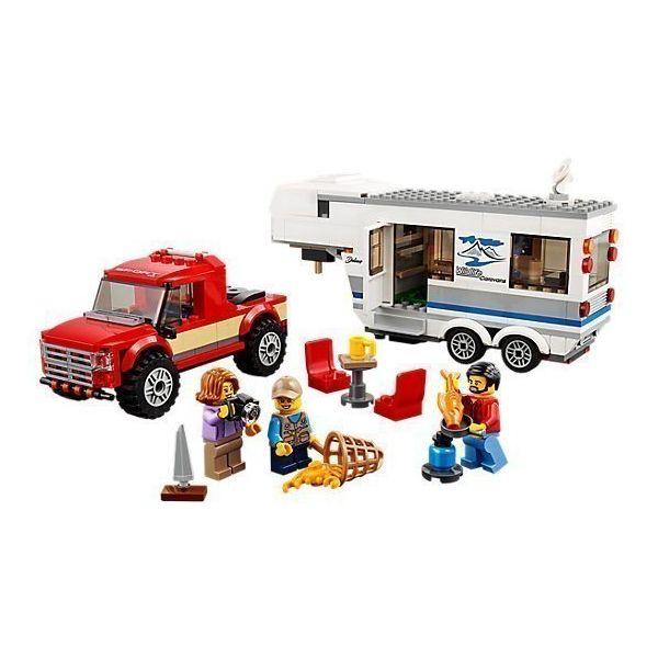 Xe Cắm Trại Caravan