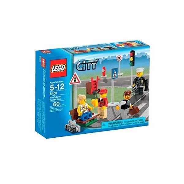 Mô hình lắp ráp LEGO City Minifigure Collection
