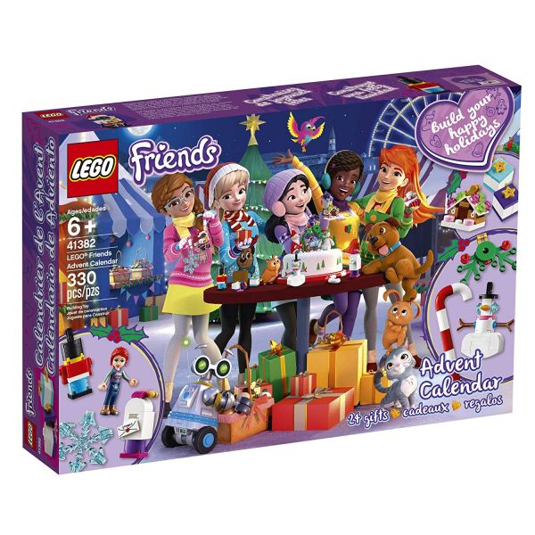 Lịch Giáng Sinh Lego Friends