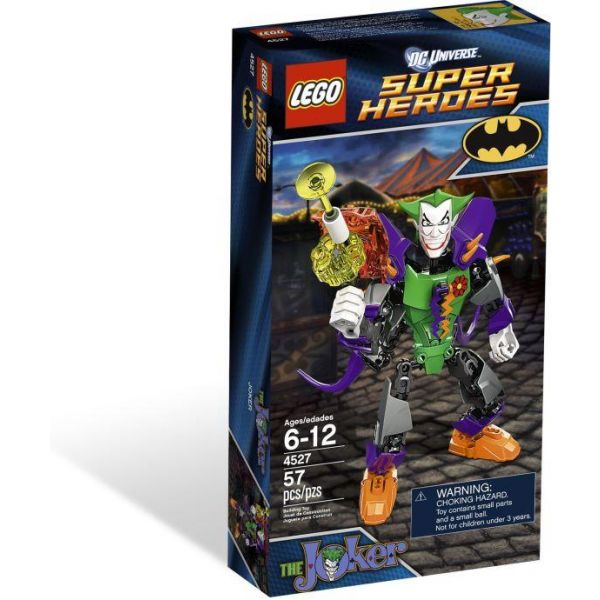 Mô hình lắp ráp LEGO# The Joker V29