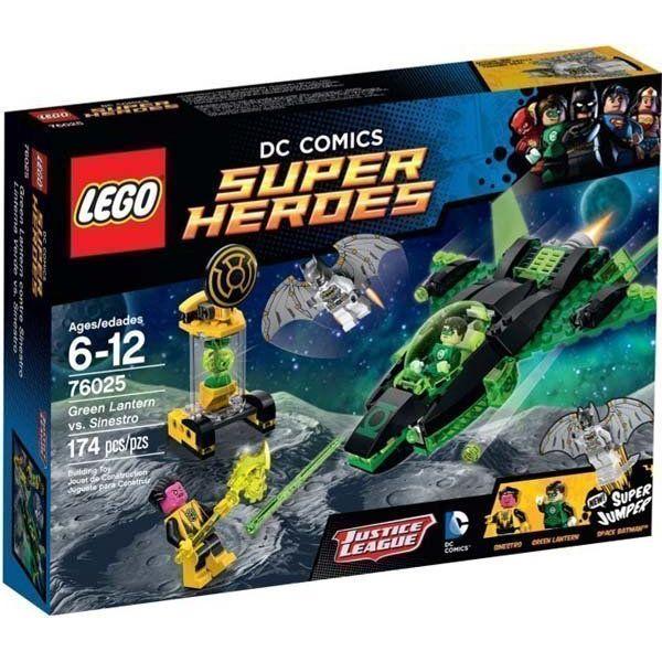 Green Lantern Đối Đầu Sinestro