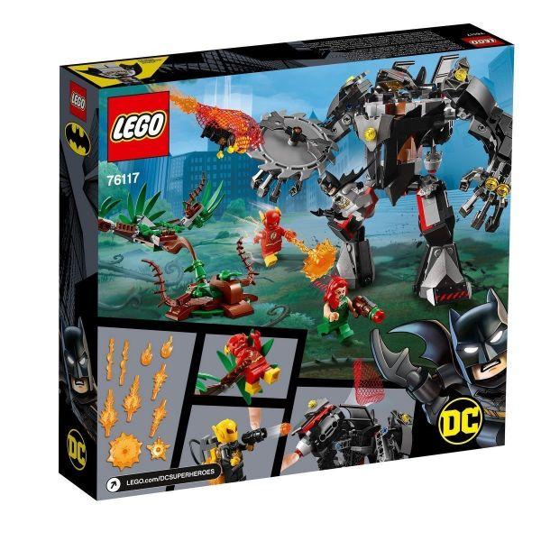 Cỗ Máy Chiến Đấu Của Batman Đối Đầu Poison Ivy