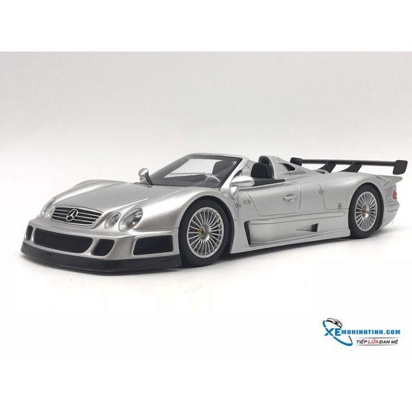 mô hình xe hơi nhỏ Mercedes-Benz CLK-GTR Street Car