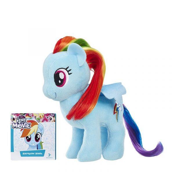 Rainbow Dash với mái tóc suôn mượt