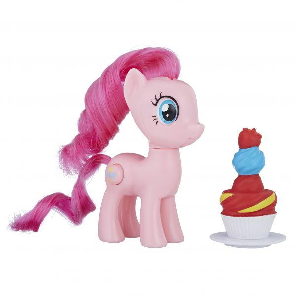 Pinkie Pie và người bạn bé nhỏ